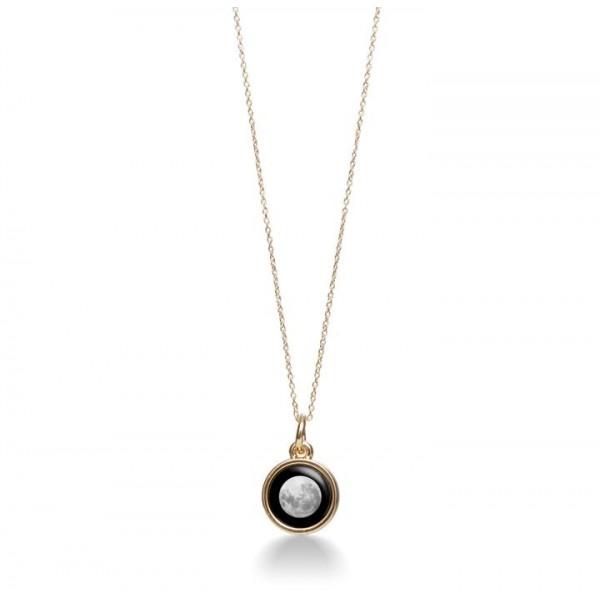 Mini Gold Simplicity Necklace