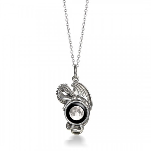 Lunar Guardian Necklace