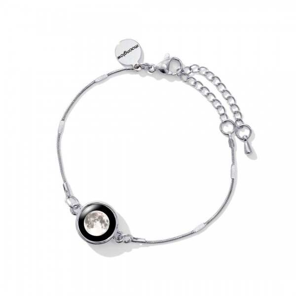 Mini Satellite bracelet Silver